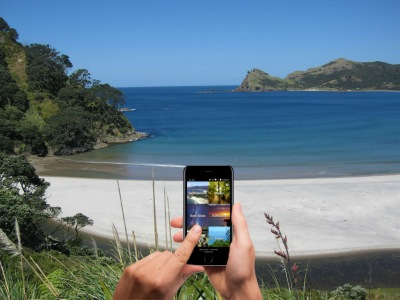 Great Barrier Island app for Android & iOS