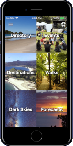 Great Barrier Island - On Your App Store